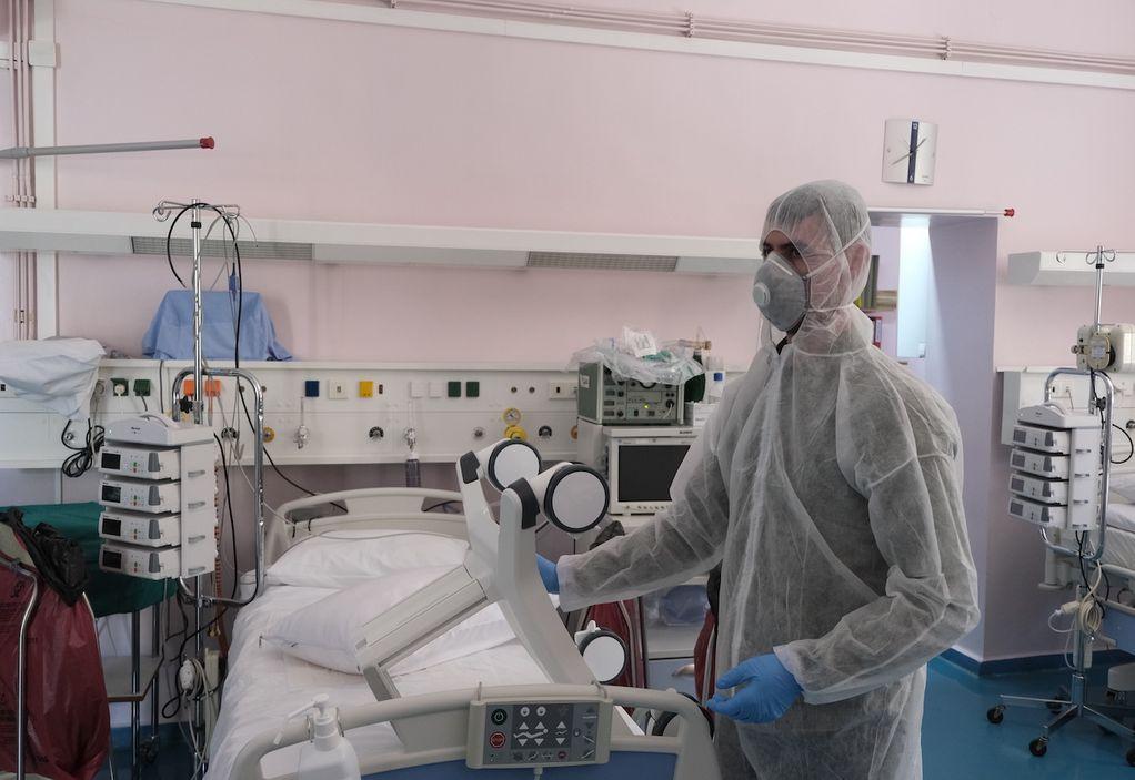 Κορωνοϊός: Συστήνεται Εθνικό Μητρώο Ασθενών με CΟVID-19