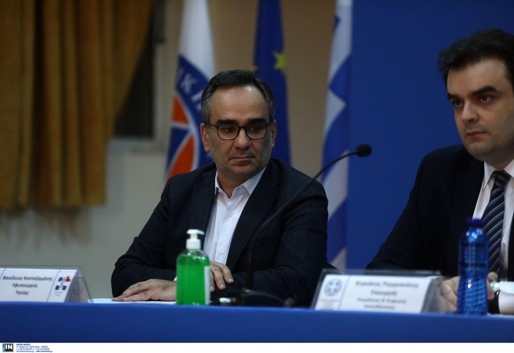 Β. Κοντοζαμάνης: Διατηρήσαμε το σύστημα υγείας λειτουργικό
