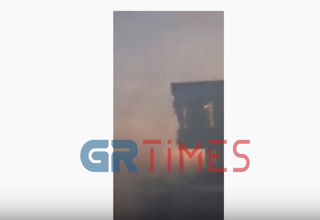 Έβρος: Εκτοξεύουν χημικά στις ελληνικές δυνάμεις – Βίντεο ντοκουμέντο