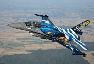 Πιλότος F-16 για 25η Μαρτίου: Η Ελλάδα θα βγει πιο δυνατή, όπως πάντα