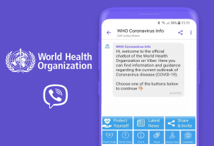 Κορωνοϊός: ΠΟΥ και Viber… συμμαχούν κατά της παραπληροφόρησης