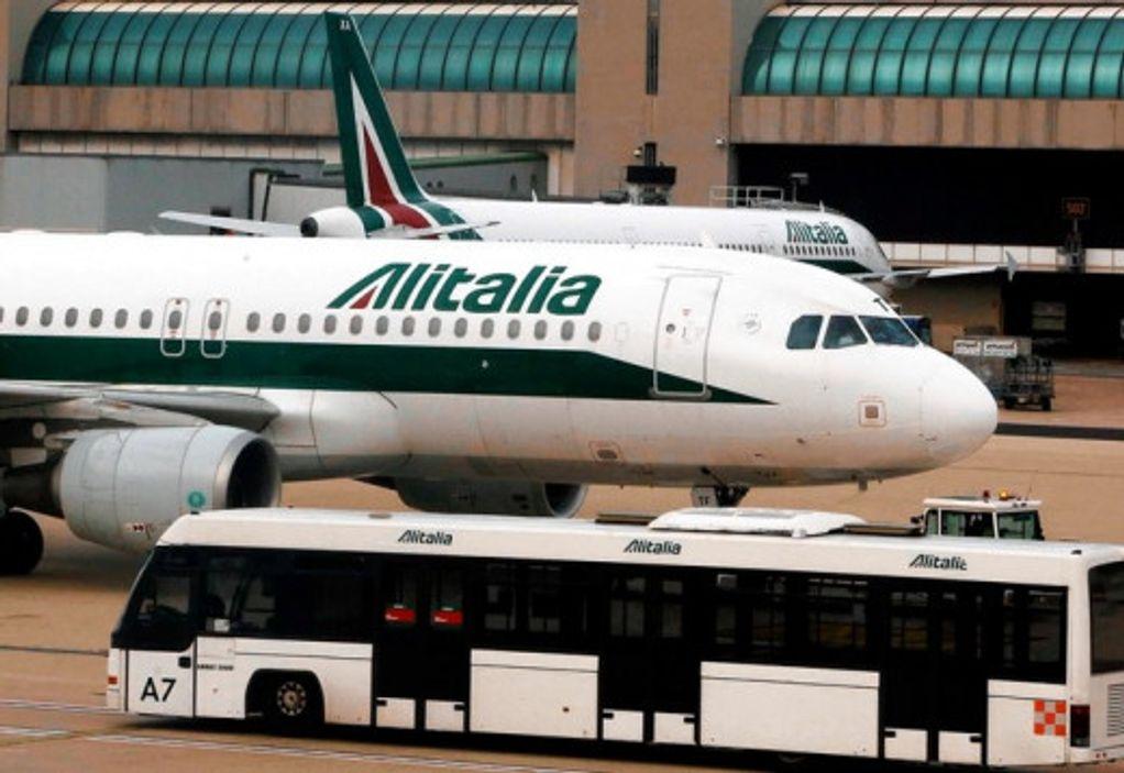 Κορωνοϊός – Μιλάνο: Η Alitalia αναστέλλει όλες τις πτήσεις