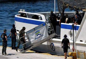 Έβρος: Η Frontex ξεκινά περιπολίες στα σύνορα
