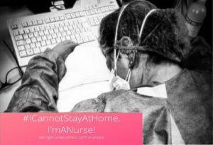 Κορωνοϊός: «Δεν μπορώ να μείνω σπίτι, είμαι νοσοκόμα»