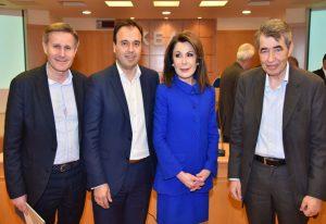 Γ. Αγγελοπούλου: Καλούμε τη Μέρκελ να επισκεφθεί τον Έβρο