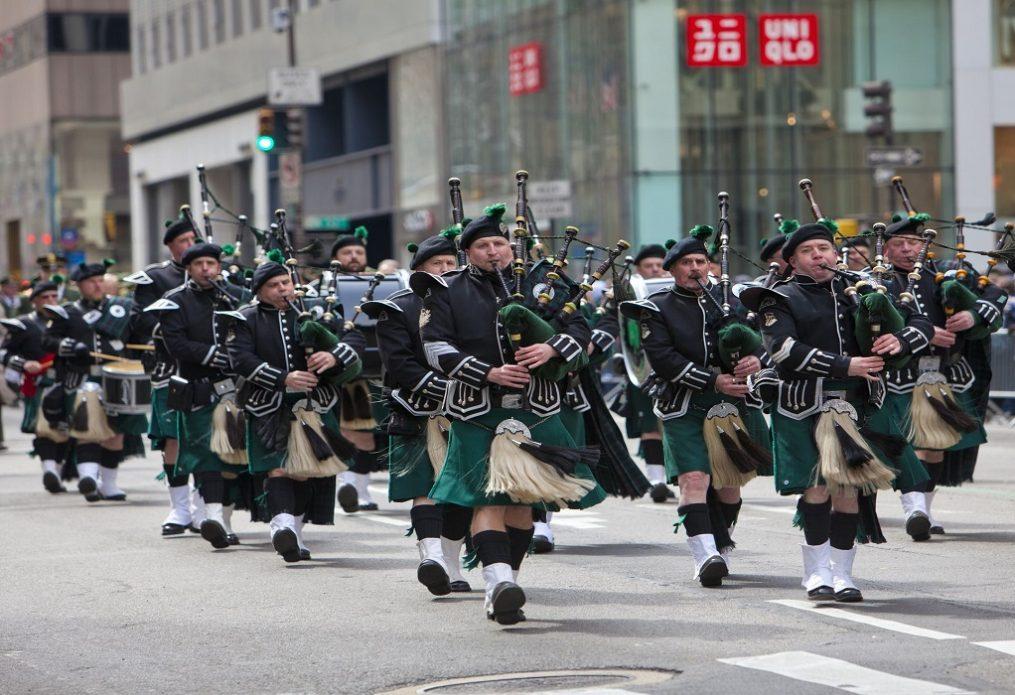 Νέα Υόρκη-κορωνοϊός: Αναβάλλεται η παρέλαση του Αγίου Πατρίκιου