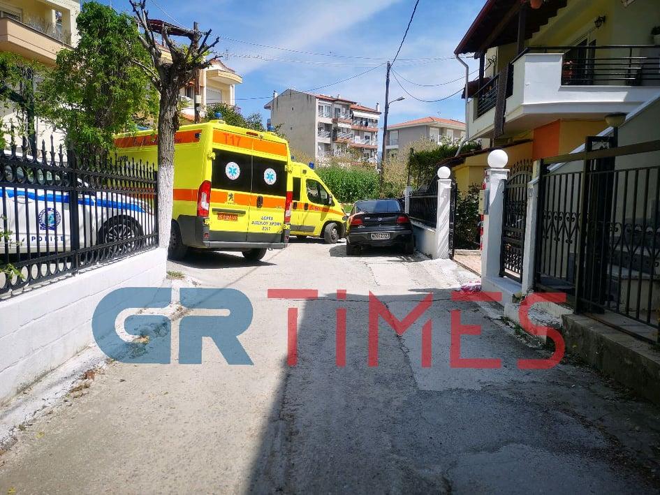 Η ανακοίνωση της αστυνομίας για το έγκλημα στην Πυλαία