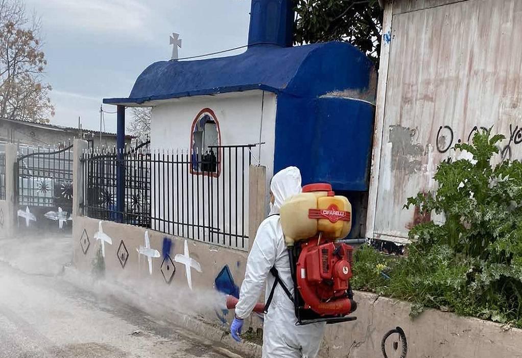 Δήμος Δέλτα: Διανομή τροφίμων στον οικισμό Αγία Σοφία