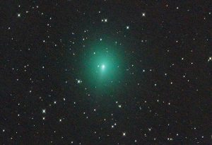 Άτλας: Ο πρασινωπός κομήτης που πλησιάζει τη Γη