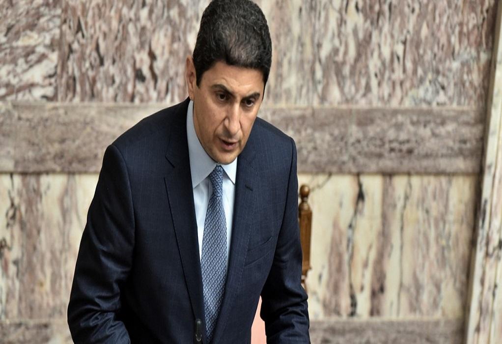 Αυγενάκης: Απευθείας ενίσχυση ερασιτεχνικών σωματείων με 12 εκατ. ευρώ