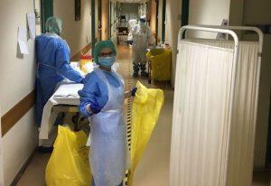 Μήνυμα ελπίδας από γιατρούς & νοσηλευτές του ΑΧΕΠΑ