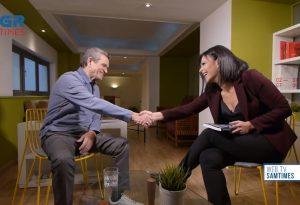 Γ.Μαργαρίτης στο GrTimes: Θα πάρω αυτόν τον πόνο μαζί μου (VIDEO)