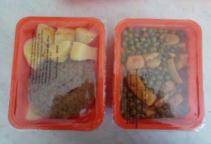 Δ. Λαγκαδά: Διανομή γευμάτων από το «Βοήθεια στο Σπίτι»
