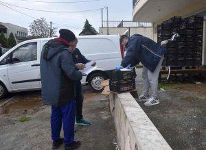 Δήμος Νεάπολης-Συκεών: Διανομή κατ' οίκον του ΤΕΒΑ