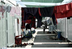 Συμπλοκή μεταναστών στη δομή του Σκαραμαγκά