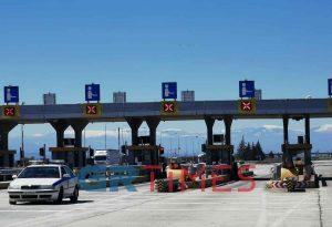 Κινητοποίηση στην αερογέφυρα Μαλγάρων για τα νέα πλευρικά διόδια