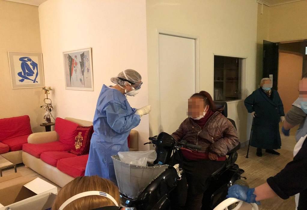 Κορωνοϊός: 20 τα κρούσματα στο γηροκομείο στον Πειραιά