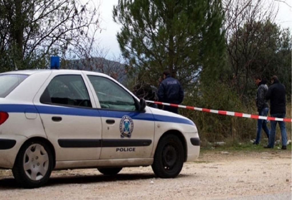 Ευκαρπία: Δύο άνδρες νεκροί σε δασική περιοχή
