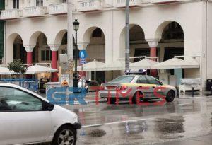 Θεσσαλονίκη: Δείτε την πόλη από την Αριστοτέλους τώρα (VIDEO)