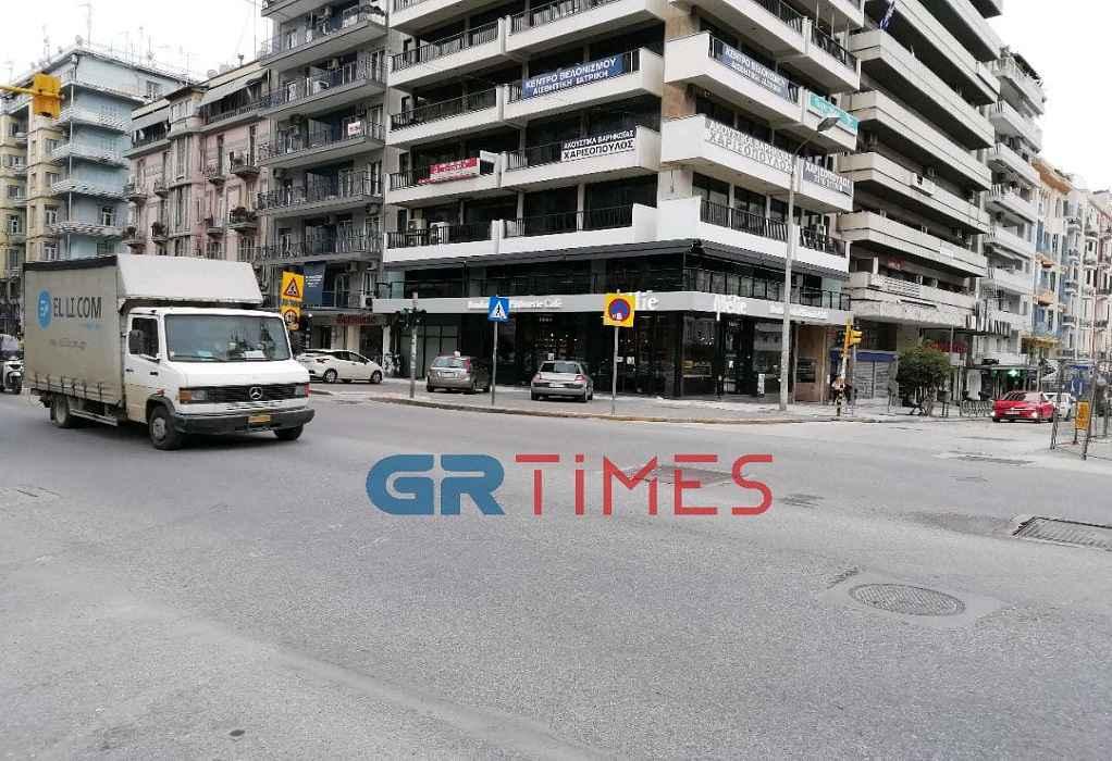 Θεσσαλονίκη: Δείτε την πόλη από την Εγνατία τώρα (LIVE)