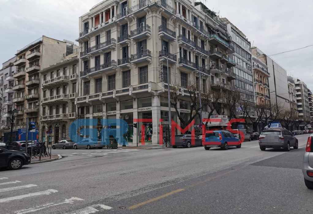 Θεσσαλονίκη: Διακοπή ρεύματος στο κέντρο