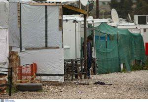 Συμπλοκές στη δομή μεταναστών στη Ριτσώνα