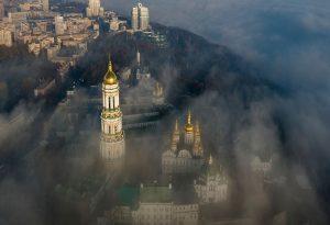 Φωτιά Τσέρνομπιλ: Πνίγεται από καπνούς το Κίεβο