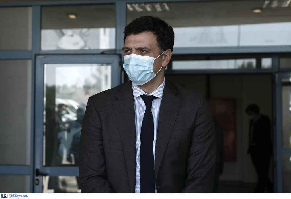 Κικίλιας: Χρειάζονται μόνιμες λύσεις για τα νοσοκομεία