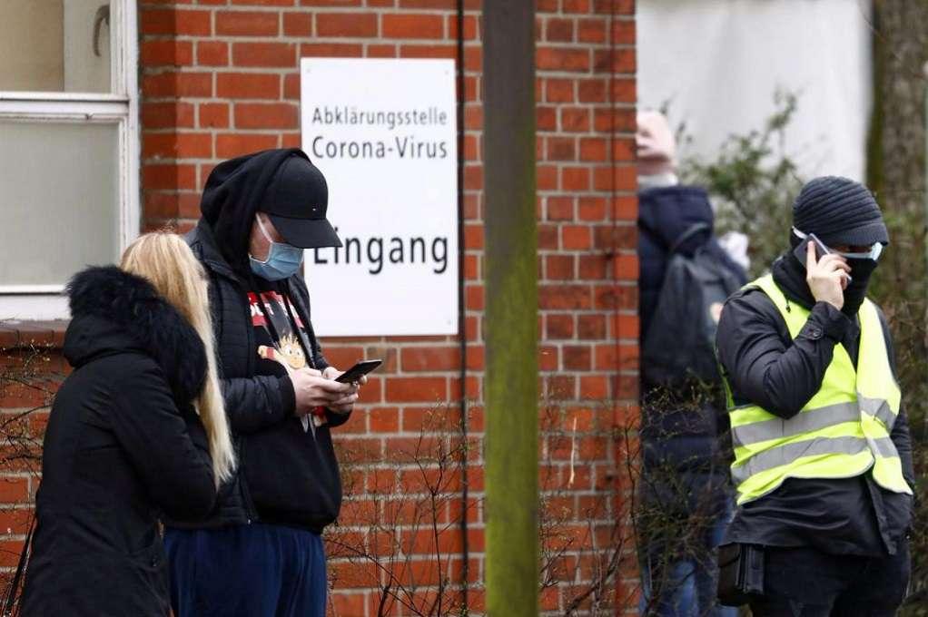 Κορωνοϊός-Γερμανία: Πρώτες ενδείξεις επιδείνωσης της επιδημίας