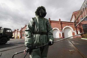 Κορωνοϊός-Ρωσία: Περίπου οι μισοί θάνατοι στη Μόσχα