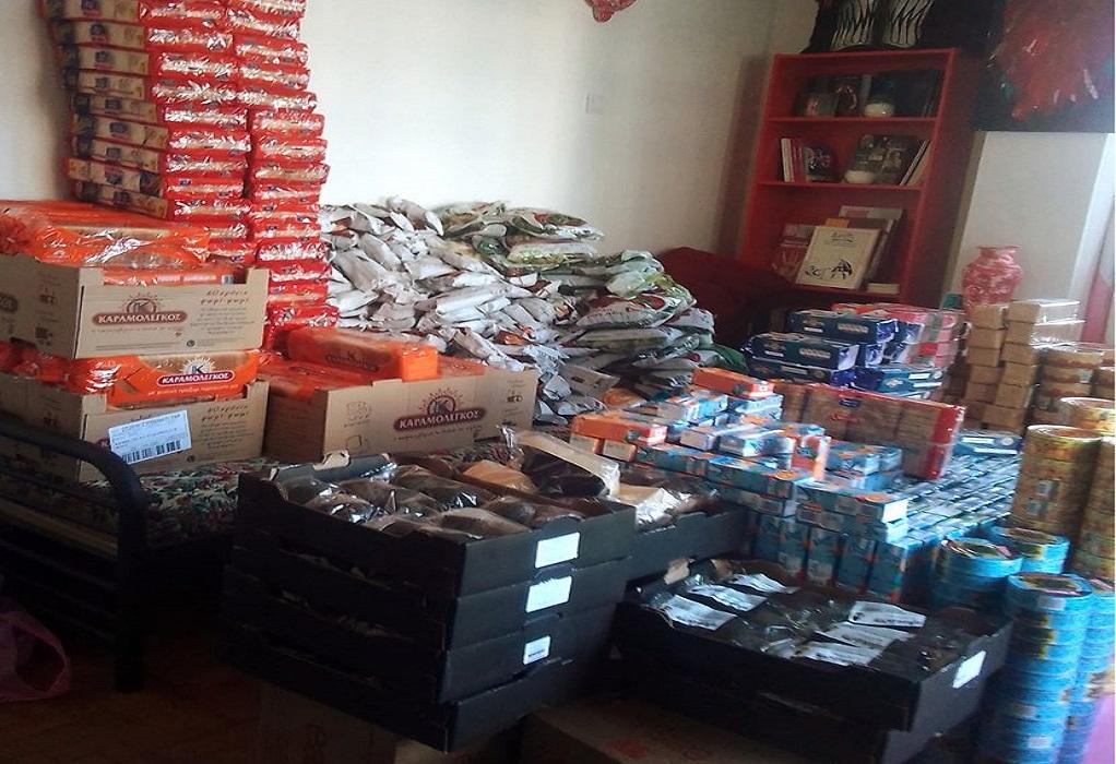 Καρδίτσα: Καταγγελίες ότι Αντιδήμαρχος υπεξαίρεσε προϊόντα που προορίζονταν για πλημμυροπαθείς
