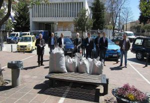 ΕΕΤΑΑ: 20.000 μάσκες από την για τους Δήμους της Ηπείρου