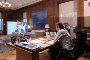 Μητσοτάκης: «Ναι» στην ευρωπαϊκή προοπτική των Δυτ. Βαλκανίων