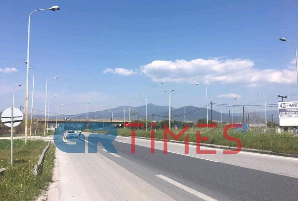Εργασίες συντήρησης στη Θεσσαλονίκης-Μουδανίων όλο το Μάϊο