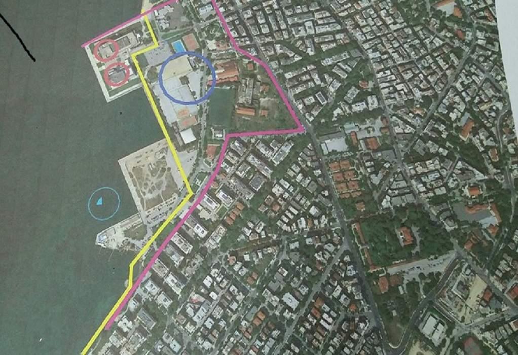 Παραλιακό Μέτωπο Θεσσαλονίκης: Οι κρίσιμες τομές του ΕΧΣ