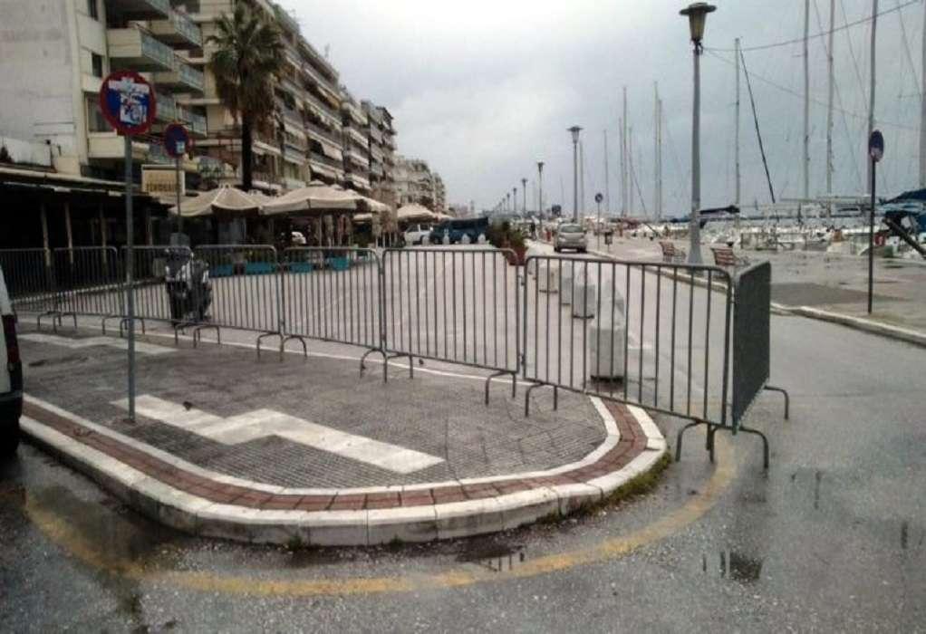 Κορωνοϊός: Έκλεισε και η παραλία του Βόλου