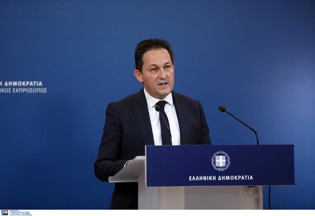 Πέτσας: Η Ελλάδα ανοίγει τις πύλες της με όρους ασφάλειας