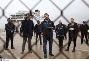 Χαρδαλιάς για υγιείς επιβάτες του Ελ. Βενιζέλος: Σε καραντίνα για 14 μέρες