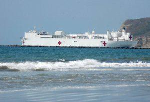 Κορωνοϊός-ΗΠΑ: Συναγερμός σε πλωτό νοσοκομείο