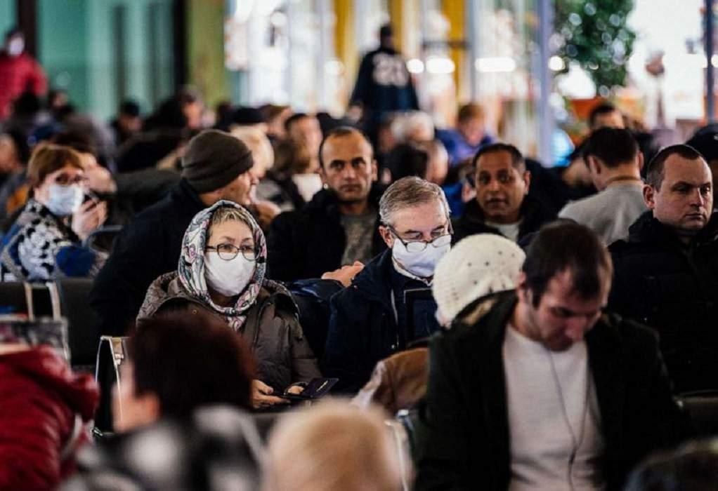 Υποχρεωτική η μάσκα στις Βρυξέλλες