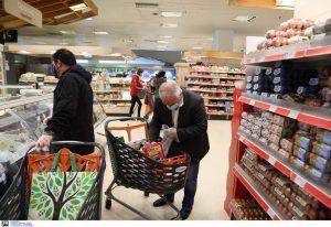 Στροφή του Έλληνα καταναλωτή στα τυποποιημένα τρόφιμα
