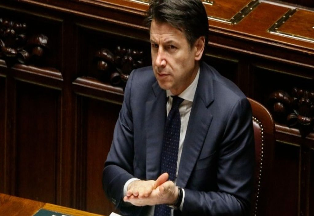 Κορωνοϊός: Ο Κόντε προειδοποιεί για διάλυση της Ευρώπης