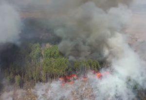 Τσερνόμπιλ: Αυξημένα επίπεδα ραδιερνέργειας και ατμοσφαιρικής ρύπανσης