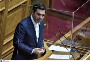 Ομιλία του Α. Τσίπρα στη Βουλή (VIDEO)