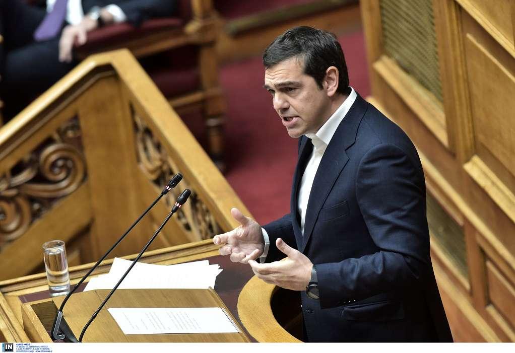 LIVE – Η ομιλία του Αλέξη Τσίπρα στην Κ.Ο. του ΣΥΡΙΖΑ