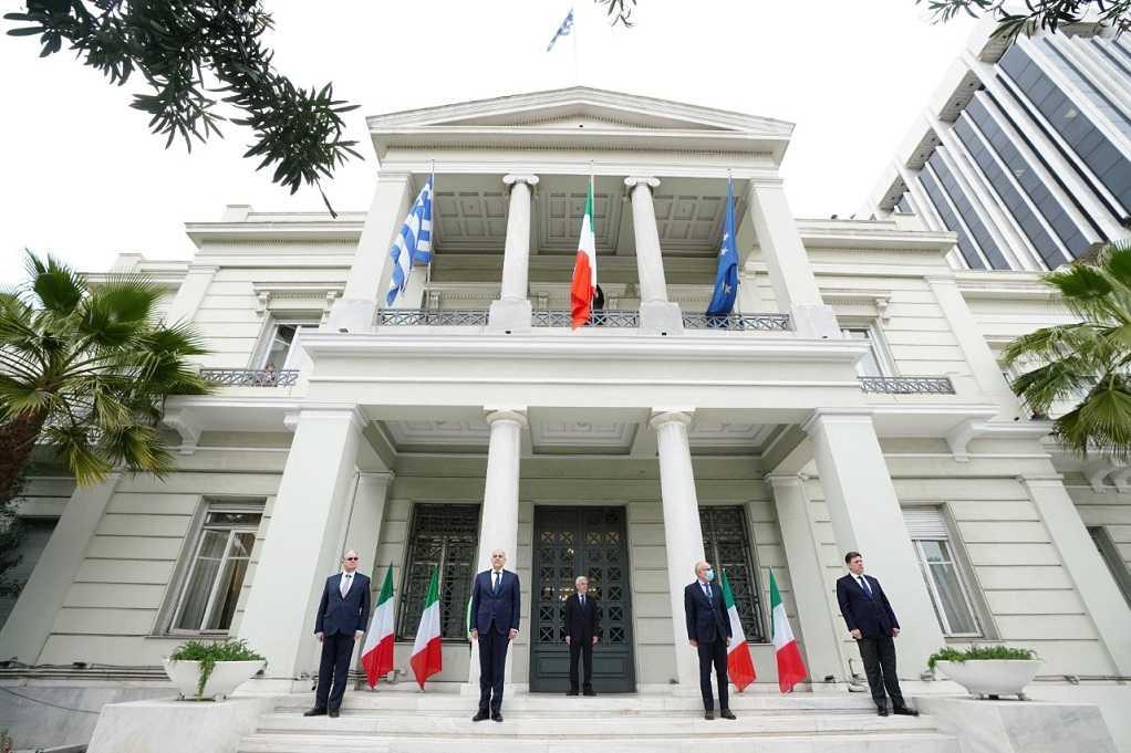 Πρόεδρος ιταλικής Βουλής: Ευχαριστώ στην Ελλάδα για την αλληλεγγύη