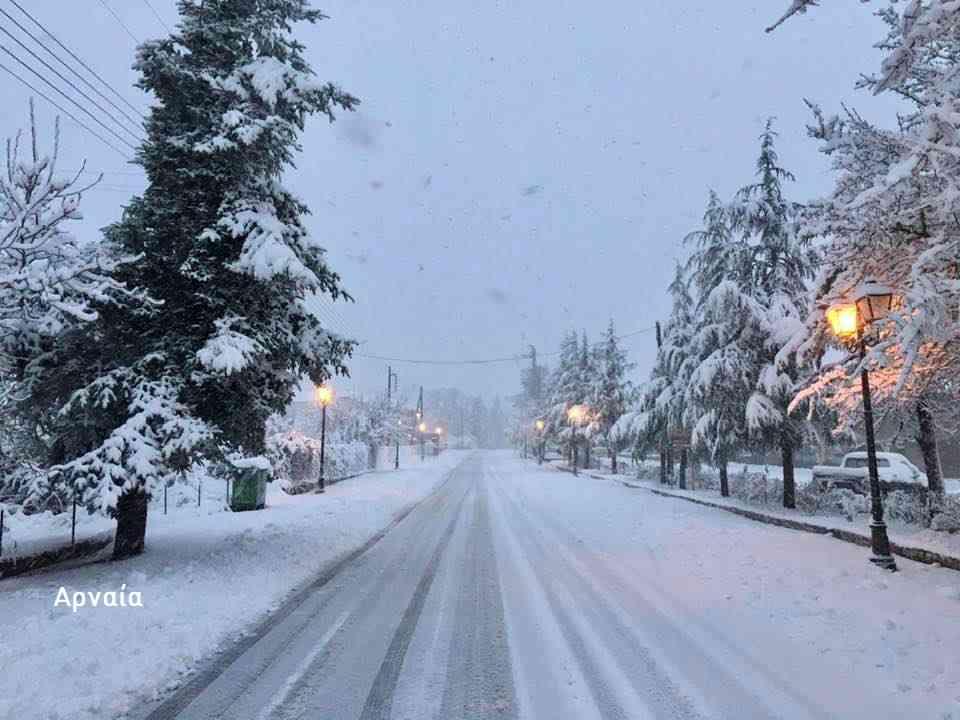 ΠΚΜ: Επί ποδός για την αντιμετώπιση του χιονιά