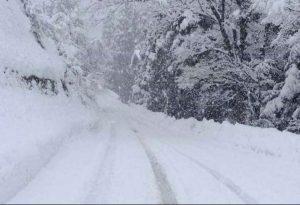 Πασχαλινά χιόνια στην Φλώρινα (VIDEO)