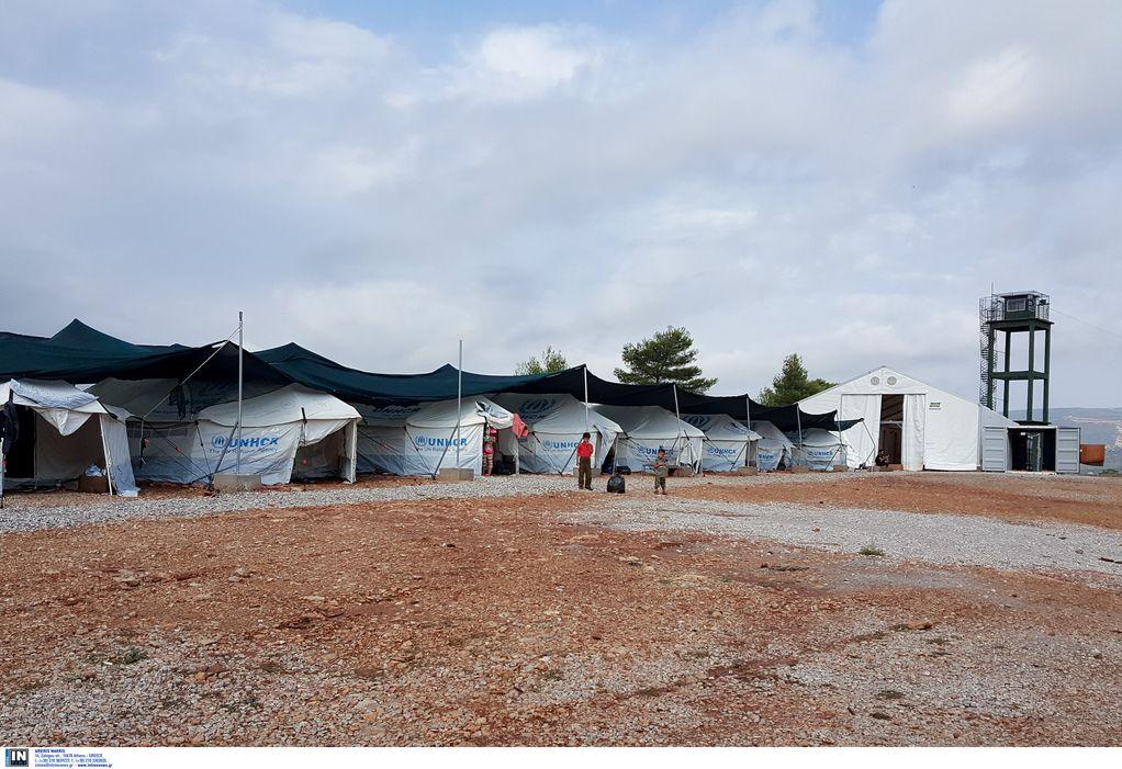 Κορωνοϊός: Σε καραντίνα η δομή μεταναστών στη Μαλακάσα