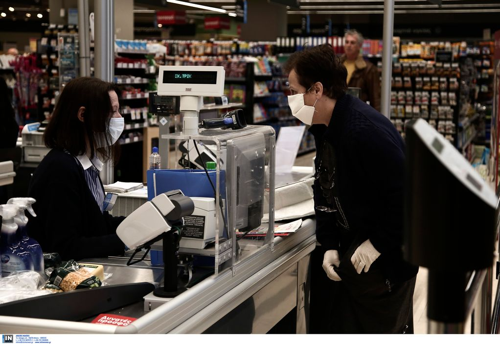 Επίπεδο 4: Τι ισχύει για καταστήματα τροφίμων, λαϊκές, κομμωτήρια, λιανεμπόριο